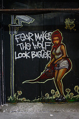 Fear Makes The Wolf Look Bigger (at Cans Festival, 2008)